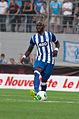Valais Cup 2013 - OM-FC Porto 13-07-2013 - Eliaquim Mangala.jpg