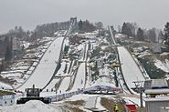 Valea Cărbunării Ski Jumping Hill