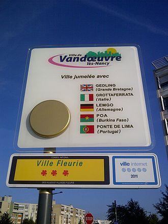 Vandœuvre-lès-Nancy - Vandœuvre-lès-Nancy