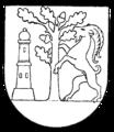 Varbergs vapen, Nordisk familjebok.png