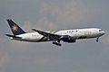 """Varig Boeing 767-341-ER PP-VOK """"Brazil 500 years"""" (23639416729).jpg"""