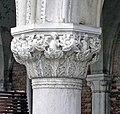 Venedig Dogenpalast Kapitell 5.JPG