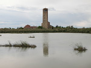 Torcello - View of Torcello