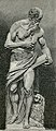 Venezia chiesa di S Maria dei Frari statua di San Girolamo.jpg
