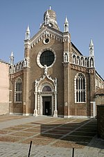 Venice - Churches - Madonna dell'Orto 02.jpg