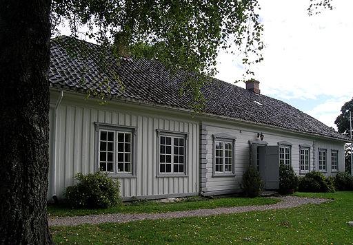 Venstoep Skien main building
