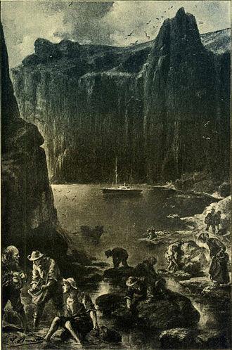 The Eternal Adam - Illustration by Léon Bennett