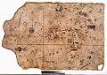 Vesconte Maggiolo. World chart, from eastern coasts of America to India. PORTOLAN CHART. Naples, 1516.jpg