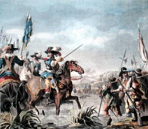 Battle of Staffarda - Image: Victory of Staffarda 1690