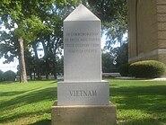 Vietnam Monument in Camden, AR IMG 2240