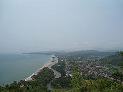 View dari Puncak Langkisau.JPG