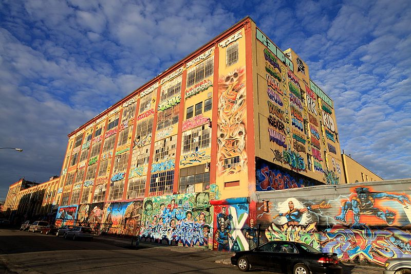 File:View of 5 Pointz, January 20, 2013.jpg