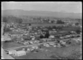 View of Kopeopeo township, Whakatane District. ATLIB 291940.png