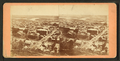 View of the business district, Dubuque, Iowa, by Root, Samuel, 1819-1889.png