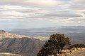 View of the distant Desert - Kitt Peak (6843251152).jpg