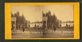 View of the lake and tourists in the boardwalk, from Robert N. Dennis collection of stereoscopic views.png