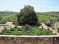 Villa corsini di mezzomonte, giardino all'italiana, terrazza inferiore 02.JPG