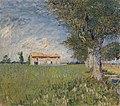 Vincent van Gogh - Boerderij in een korenveld - Google Art Project.jpg