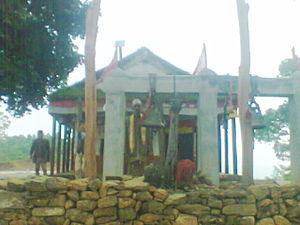 Lyati Bindraseni - Vindrasaini temple
