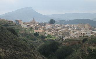 Relleu - View of Relleu