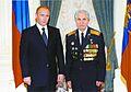 Vlabimir Putin and Pavel Siutkin.jpg