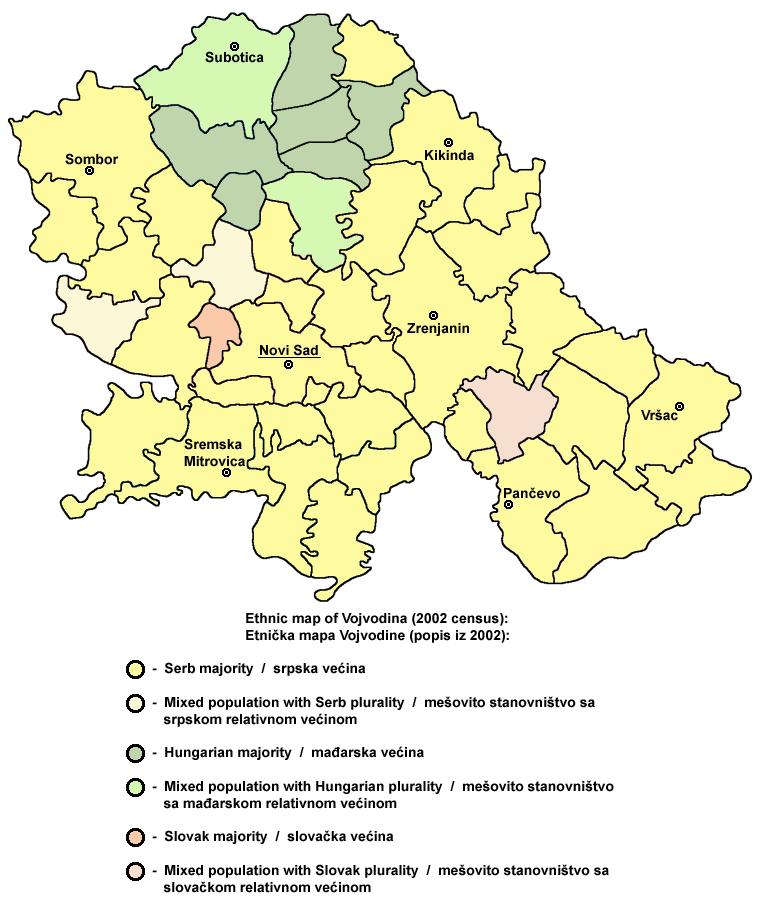Vojvodina ethnic2002