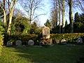 Volksdorfer Damm 261, Grabstätte Schiefler, Friedhof Hamburg-Bergstedt3.JPG