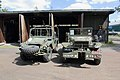 Volvo L3304 and Dodge WC-52 weapon carrier Torpin Tykit.JPG