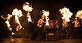 Vystoupení skupiny Pyroterra na Flaming Nights 2013.jpg