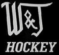 W&J Hockey text logo.png