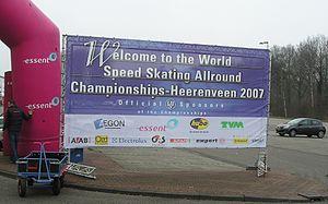 2007 World Allround Speed Skating Championships - Thialf (Heerenveen)