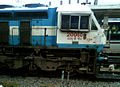 WDP4 class loco 20060 at Secunderabad 02.jpg