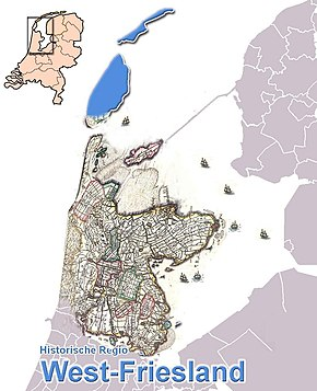 West Friesland region Wikipedia