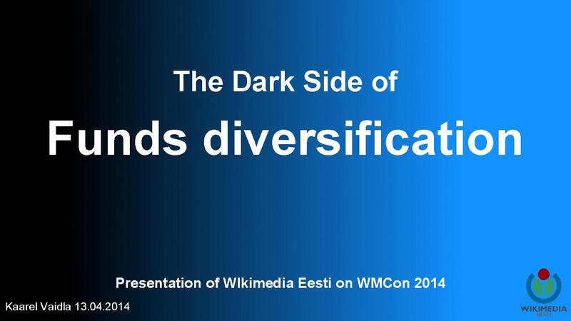 File:WMCON14 The dark side of funds diversification by Kaarel Vaidla WMEE.pdf
