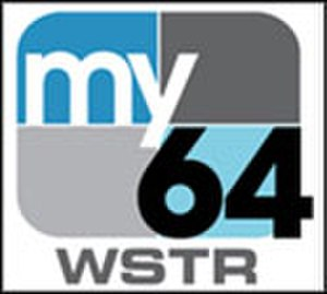 WSTR-TV - My64 logo until September 2009.