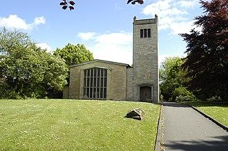 Waddington, Lincolnshire - Image: Waddington Lincolnshire Church