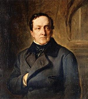 Joachim Heinrich Wilhelm Wagener - Julius Schrader: Joachim Heinrich Wilhelm Wagener (1856)