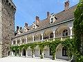 Waidhofen an der Ybbs Rothschildschloss Arkaden 02.jpg