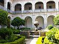 Walking around the cloister III (5586092671).jpg