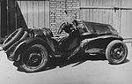 Walter Junior SS, havarovaný vůz ing. Hausmana z Krakonošova okruhu (1934).jpg