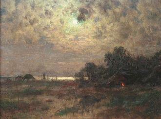 Walter Moras - Walter Moras: Moonrise