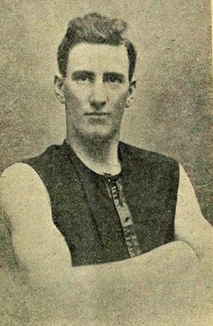 Walter Scott (Australian footballer) - Image: Walter Scott Norwood c 1930