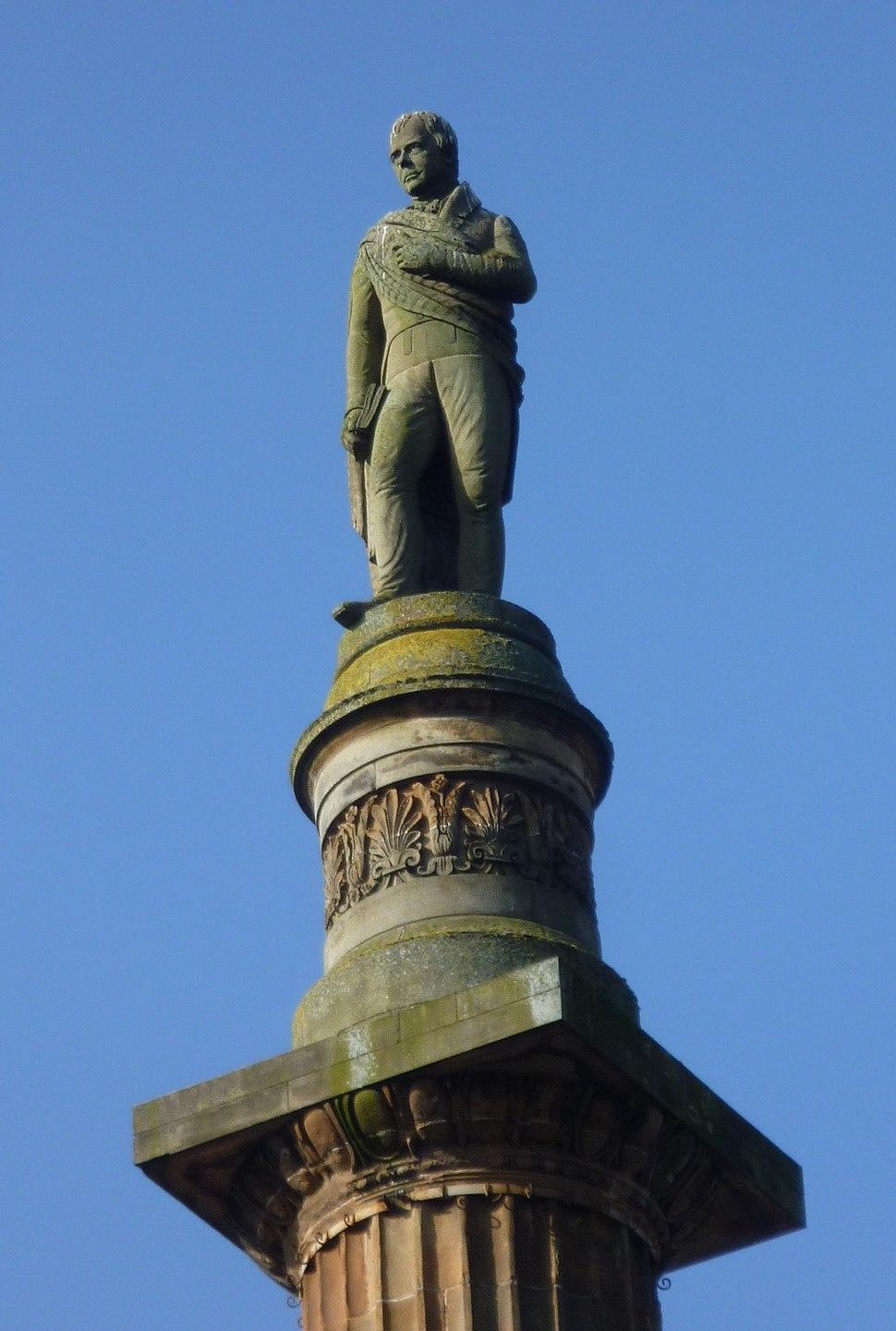 Walter Scott statue, Glasgow