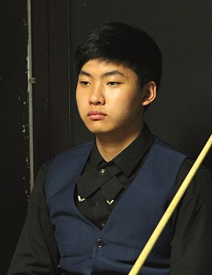 Wang Yuchen - Paul Hunter Classic 2017