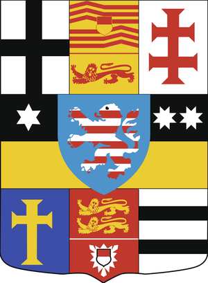 Electorate of Hesse - Image: Wappen HK