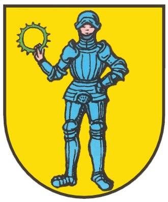 Kriegsfeld - Image: Wappen Kriegsfeld Deutschland