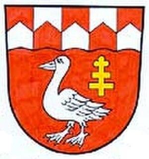 Kleinneuhausen - Image: Wappen Kleinneuhausen