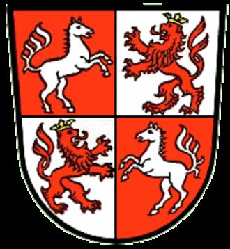Ziemetshausen - Image: Wappen Ziemetshausen