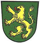 Das Wappen von Bad Münder am Deister