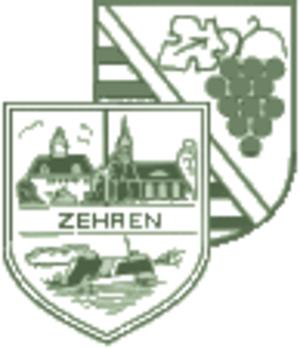 Diera-Zehren - Image: Wappen diera zehren